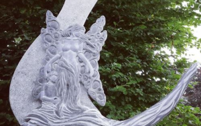 Sculpture aux enchères